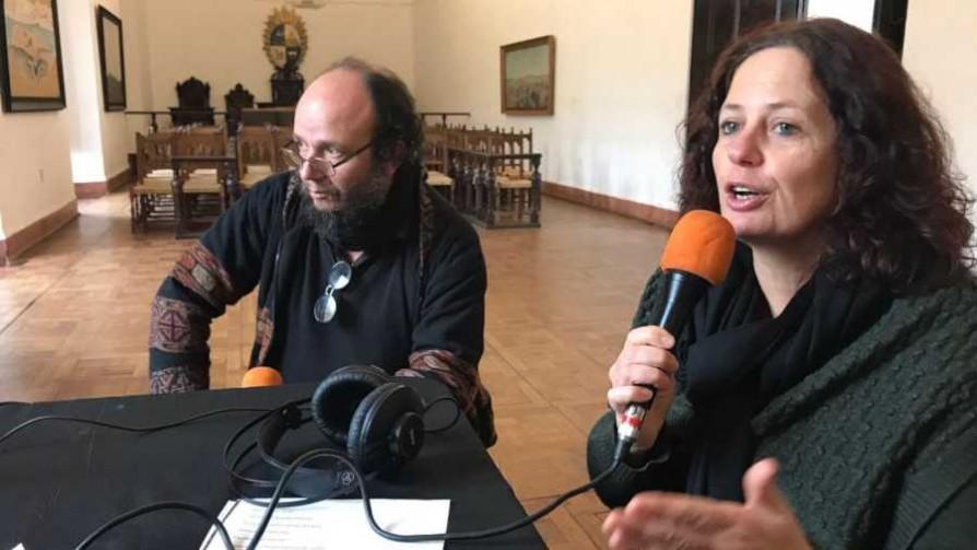 La actualidad del Cabildo de Montevideo y la conservación del acervo histórico - cultural  - Audios - Abran Cancha | DelSol 99.5 FM