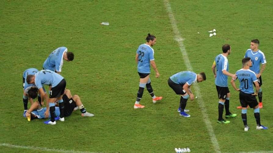 Mesa de debate sobre la eliminación de Uruguay - Audios - Locos x el Fútbol | DelSol 99.5 FM