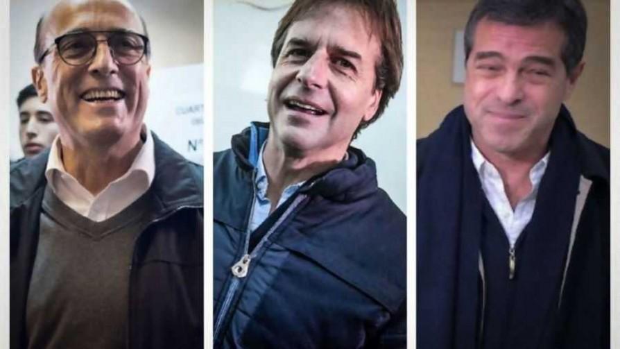 El día después de las elecciones internas 2019 - Titulares y suplentes - La Mesa de los Galanes   DelSol 99.5 FM