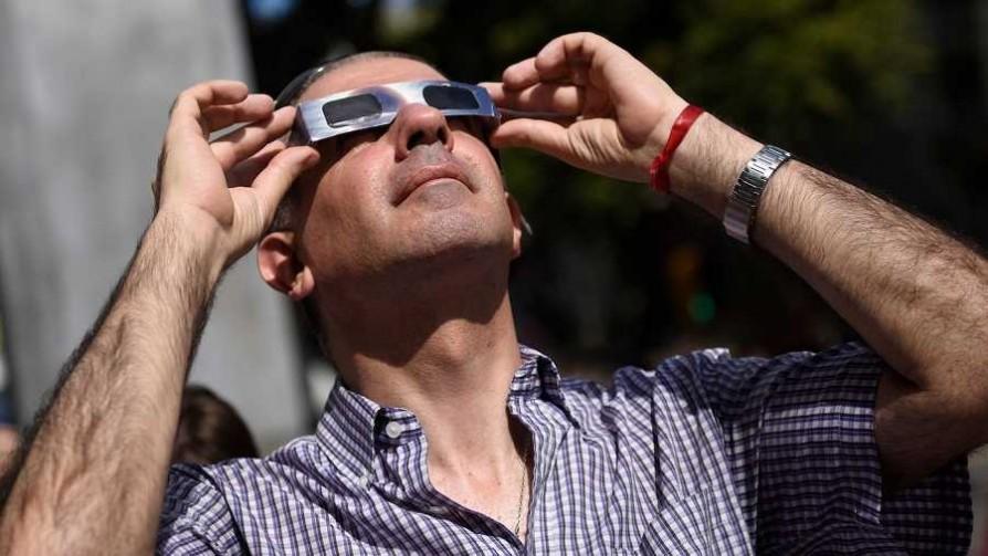 Eclipse casi total de sol y cómo se puede ver - Entrevistas - No Toquen Nada | DelSol 99.5 FM