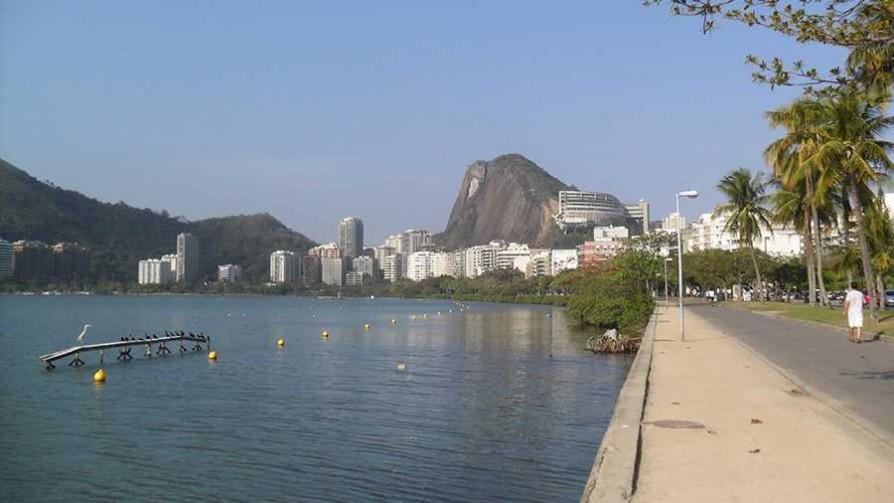 Gonzalo visitó Lagoa en Río - Audios - Quién te Dice | DelSol 99.5 FM