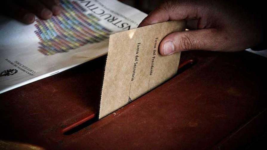 Elecciones internas: análisis de la votación en el interior - Patente Única - Facil Desviarse | DelSol 99.5 FM