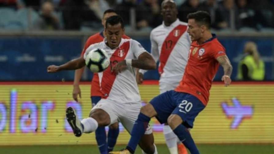 Perú 3 - 0 Chile - Replay - 13a0 | DelSol 99.5 FM