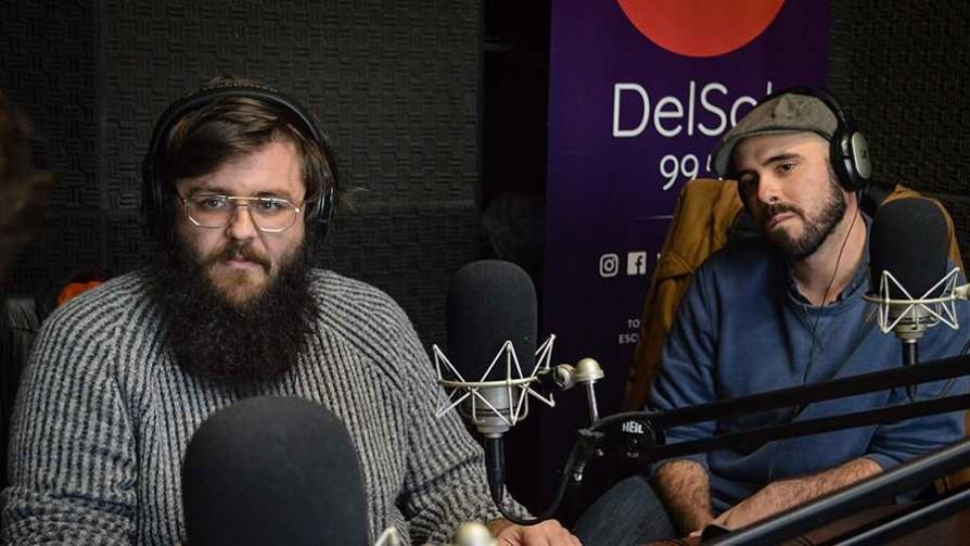 """La llama"" de Cuatro Pesos de Propina - Audios - La Mesa de los Galanes | DelSol 99.5 FM"