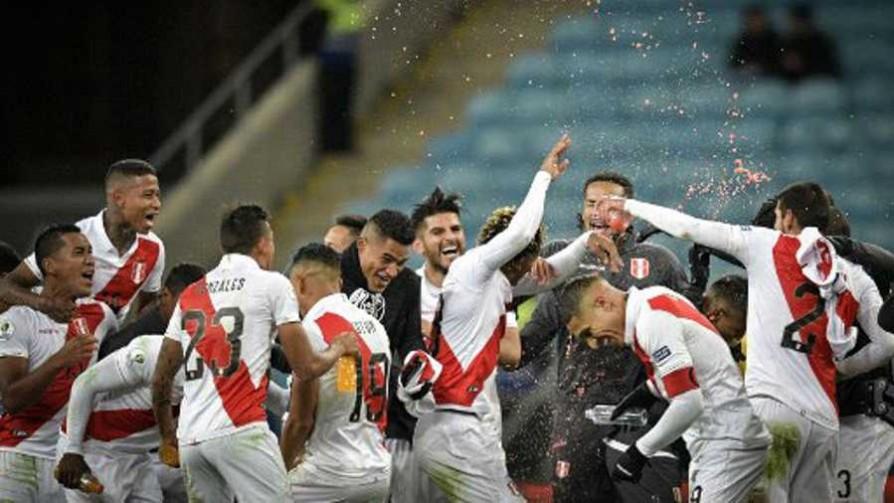 Perú en la final de la Copa América después de 44 años - Titulares y suplentes - La Mesa de los Galanes | DelSol 99.5 FM