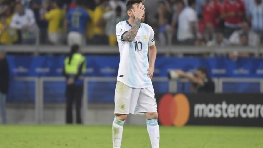 Por qué Argentina no tiene que llorar la eliminación - Darwin - Columna Deportiva - No Toquen Nada | DelSol 99.5 FM