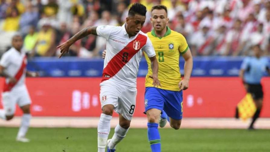 La previa de Brasil - Perú - La Previa - 13a0 | DelSol 99.5 FM