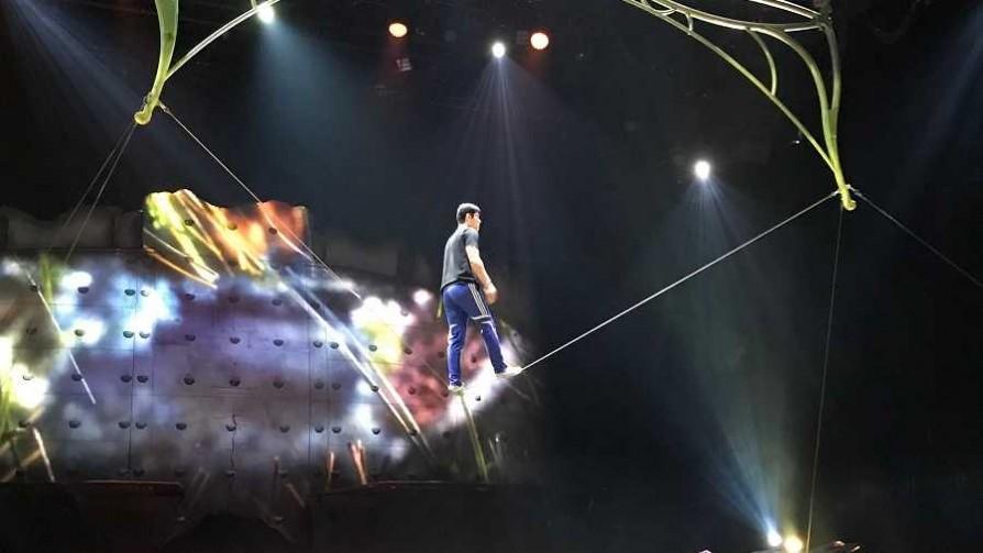 Ovo del Cirque Du Soleil: el elenco titular en Uruguay y las 20 nacionalidades - Informes - No Toquen Nada | DelSol 99.5 FM