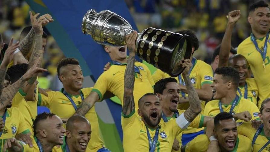 La tentadora idea de que a Brasil lo llevaron de la mano - Diego Muñoz - No Toquen Nada | DelSol 99.5 FM