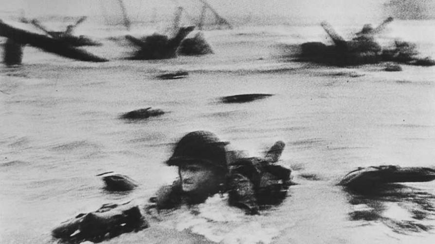 La vida al límite del hombre que cambió la fotografía de guerra - Leo Barizzoni - No Toquen Nada | DelSol 99.5 FM