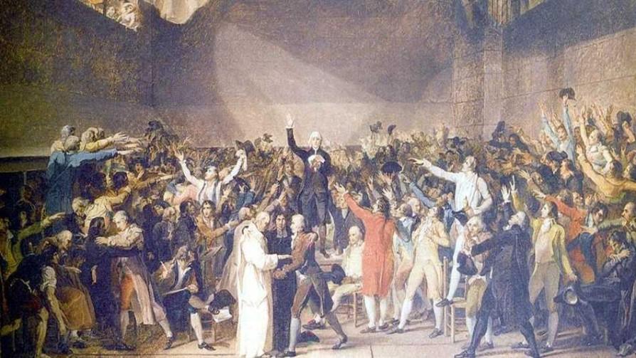 La revolución que se fue de las manos: Francia y el 14 de julio - Gabriel Quirici - No Toquen Nada | DelSol 99.5 FM