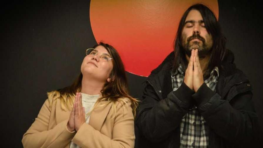 Kristel se zambulle en lo último de Los Nuevos Creyentes - Musica nueva para dos viejos chotos - Facil Desviarse | DelSol 99.5 FM