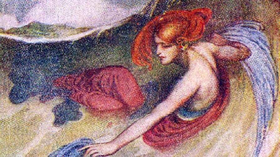 Doncellas hermosas en la mitología clásica - Segmento dispositivo - La Venganza sera terrible | DelSol 99.5 FM