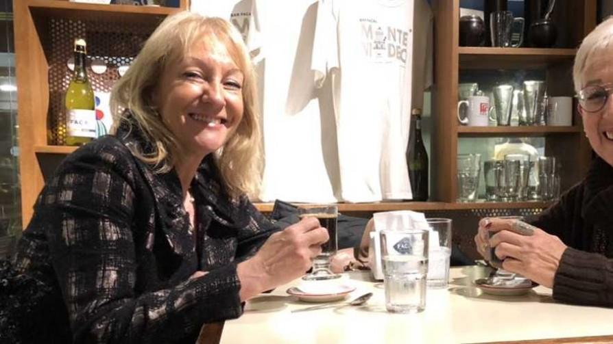 Darwin, Ricardo y Leonel, recrearon el café de Cosse y Villar - Columna de Darwin - No Toquen Nada | DelSol 99.5 FM