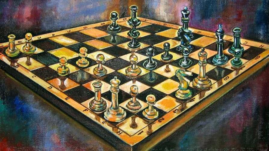 La historia del ajedrez - Segmento dispositivo - La Venganza sera terrible   DelSol 99.5 FM
