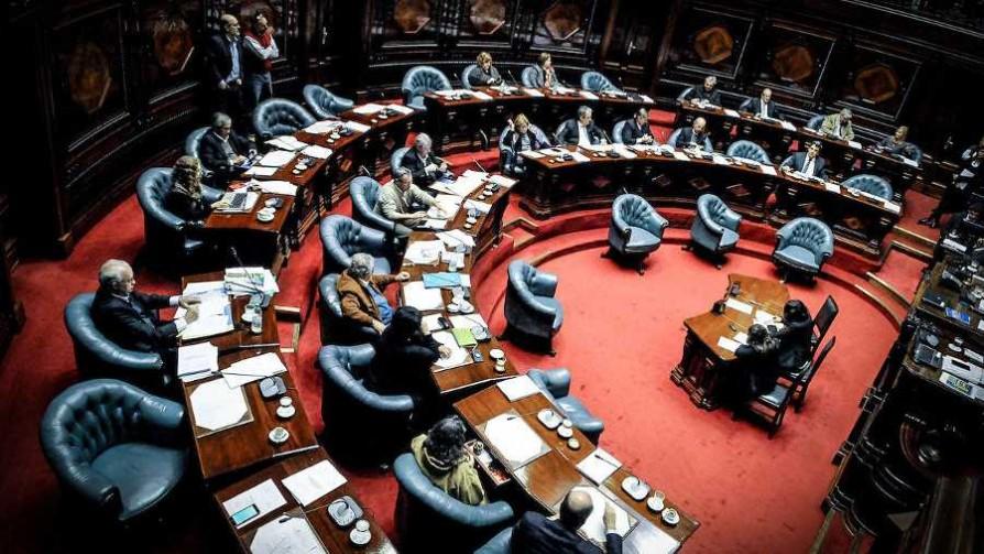 Senado aprobará reforma de la ley orgánica militar - Titulares y suplentes - La Mesa de los Galanes | DelSol 99.5 FM