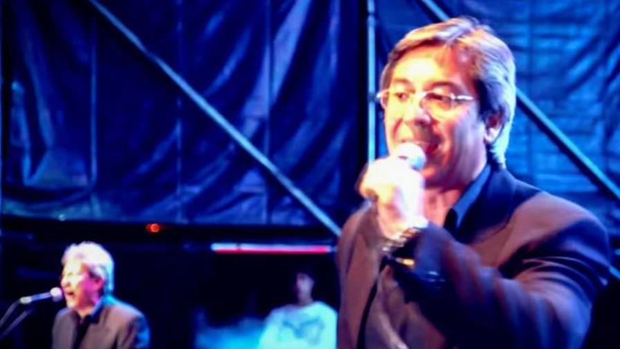 Luigi Mega en Aldo Contigo (en loop) - Tio Aldo - La Mesa de los Galanes | DelSol 99.5 FM
