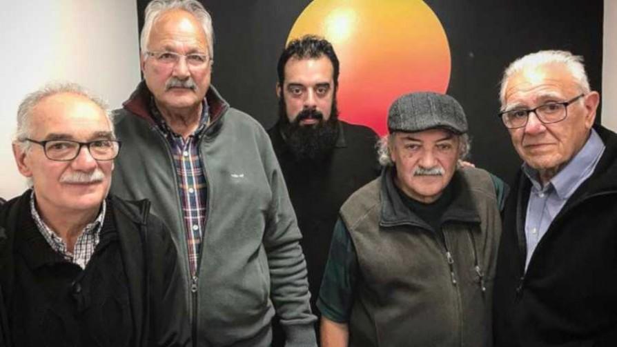 El Octeto: la música de presos políticos que nació en el Penal de Libertad - El lado R - Abran Cancha | DelSol 99.5 FM