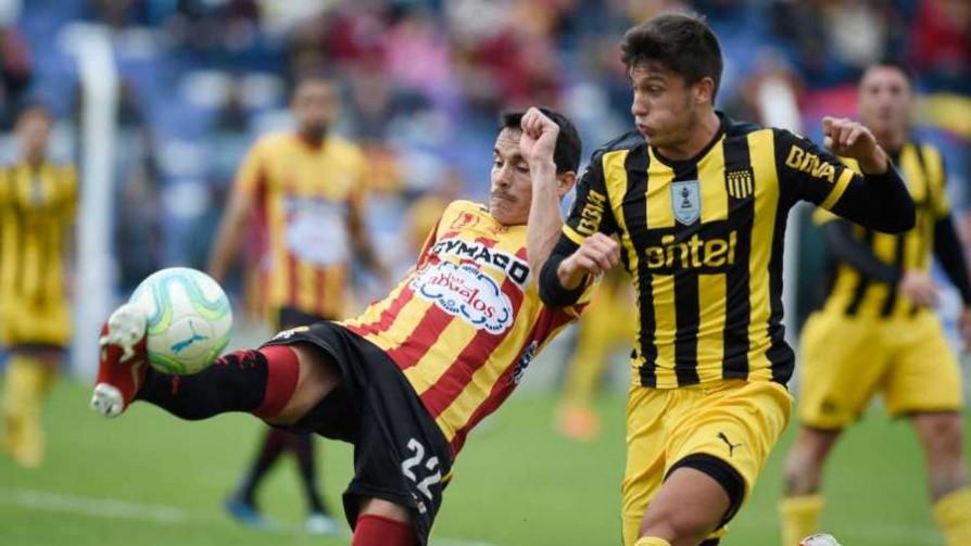 Progreso 1 - 1 Peñarol  - Replay - 13a0 | DelSol 99.5 FM