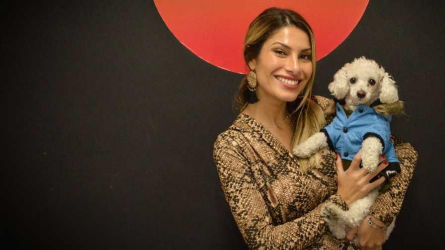 Fernanda Sosa en Aldo Contigo - Tio Aldo - La Mesa de los Galanes | DelSol 99.5 FM