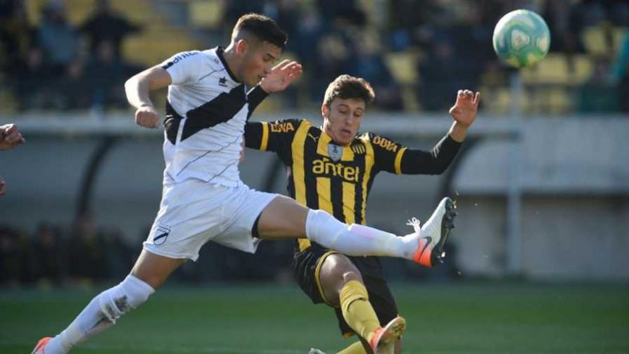 Peñarol 2 - 0 Danubio - Replay - 13a0   DelSol 99.5 FM