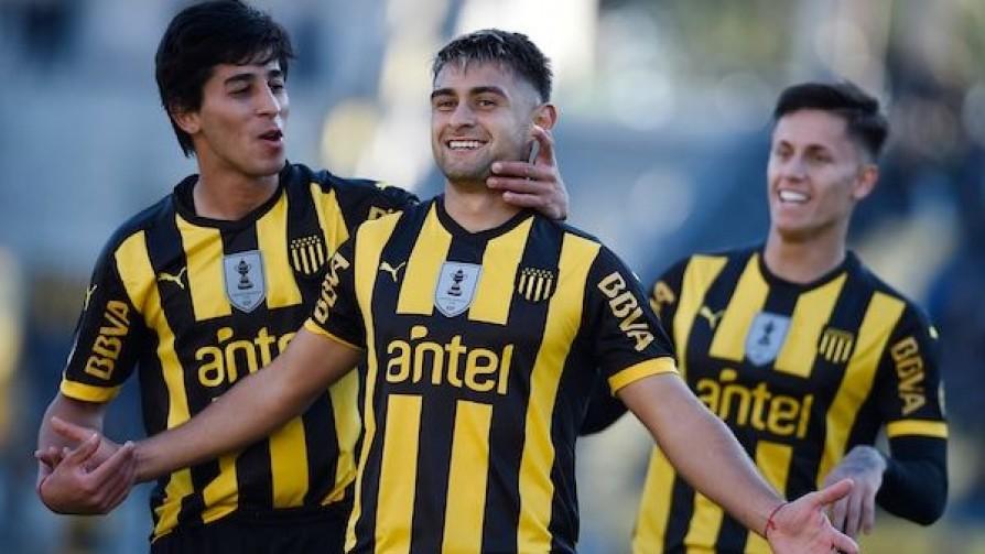 Un gol por partido: El promedio de Acevedo en Peñarol - Informes - 13a0 | DelSol 99.5 FM