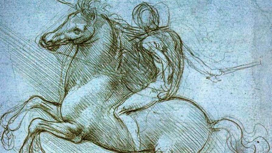 Leonardo da Vinci y el caballo de los Sforza - Segmento dispositivo - La Venganza sera terrible | DelSol 99.5 FM