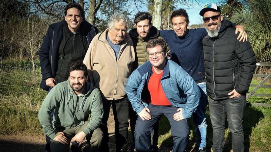 La charla de Pepe Mujica con los galanes - La Entrevista - La Mesa de los Galanes | DelSol 99.5 FM