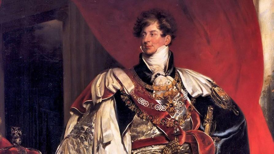 El extravagante rey Jorge IV de Inglaterra - Segmento dispositivo - La Venganza sera terrible | DelSol 99.5 FM