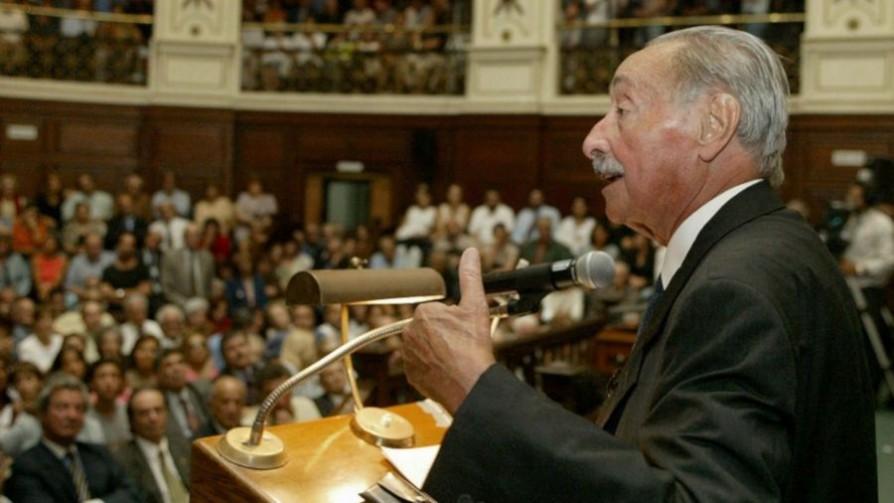 La vida de Líber Seregni y la dimensión política de un líder de izquierda - In Memoriam - Abran Cancha | DelSol 99.5 FM