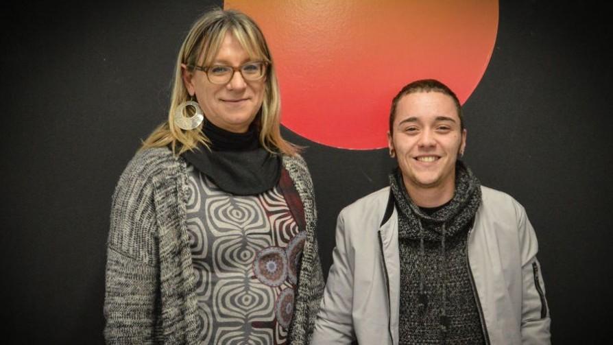 Colette y Thomás, una pareja trans que se unió en militancia - Entrevista central - Facil Desviarse | DelSol 99.5 FM