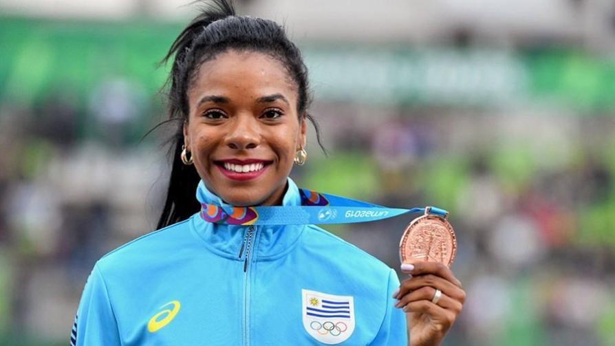 El atletismo le dio dos medallas a Uruguay - Diego Muñoz - No Toquen Nada | DelSol 99.5 FM