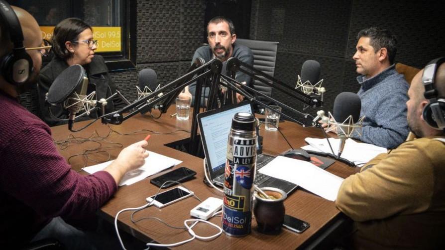 Uruguay anfitrión del Mundial 2030, ¿será posible? - Entrevista central - Facil Desviarse | DelSol 99.5 FM