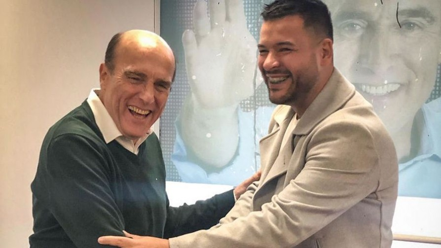 Declaraciones cruzadas entre el Gucci y Daniel Martínez - Titulares y suplentes - La Mesa de los Galanes | DelSol 99.5 FM