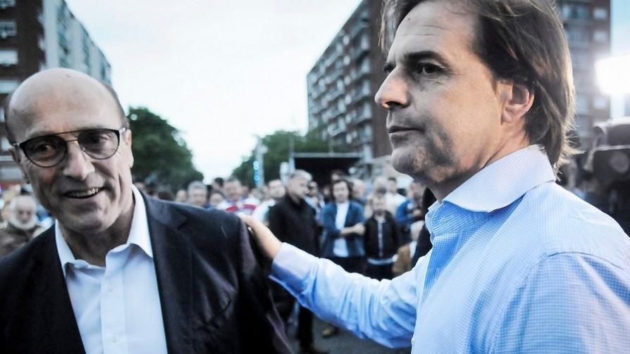 El DPE pide a Martínez y Lacalle que discutan sobre propuestas y no sobre creencias - Departamento de periodismo electoral - No Toquen Nada | DelSol 99.5 FM