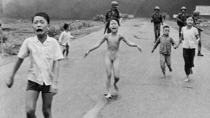 Una foto de guerra, una historia de amor  - Leo Barizzoni - No Toquen Nada | DelSol 99.5 FM
