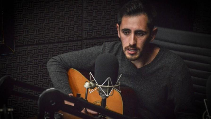 Natanael Segovia en Aldo Contigo - Tio Aldo - La Mesa de los Galanes | DelSol 99.5 FM