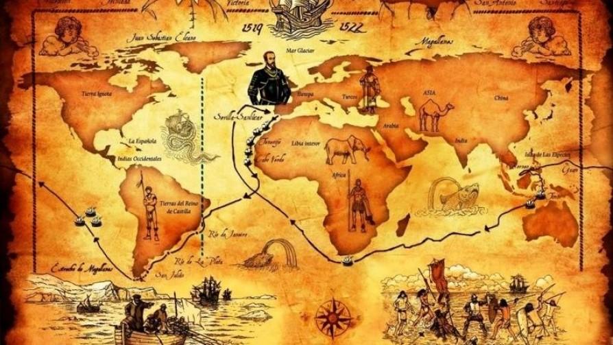 Magallanes y los doscientos tipos que se la jugaron a dar vuelta el mundo - Gabriel Quirici - No Toquen Nada | DelSol 99.5 FM