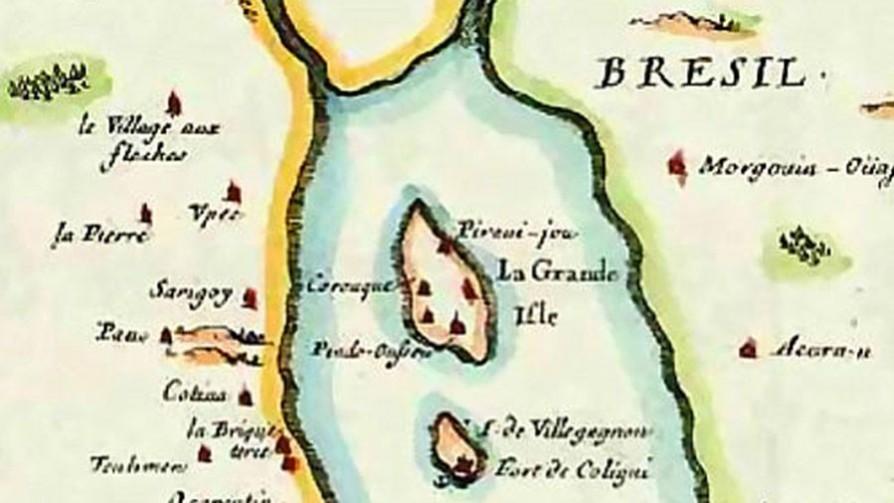 Los franceses y su efímera colonia en Brasil - Segmento dispositivo - La Venganza sera terrible   DelSol 99.5 FM
