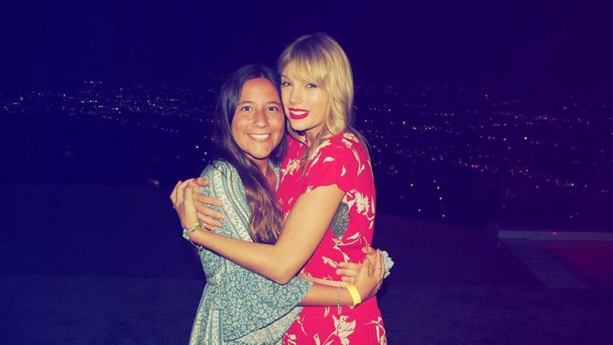 La fan que conoció a Taylor Swift - Audios - Quién te Dice | DelSol 99.5 FM
