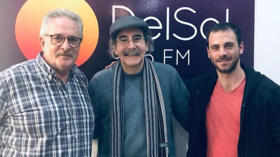 El corazón la sigue entonando: 40 años de A Redoblar - Entrevistas - 13a0 | DelSol 99.5 FM