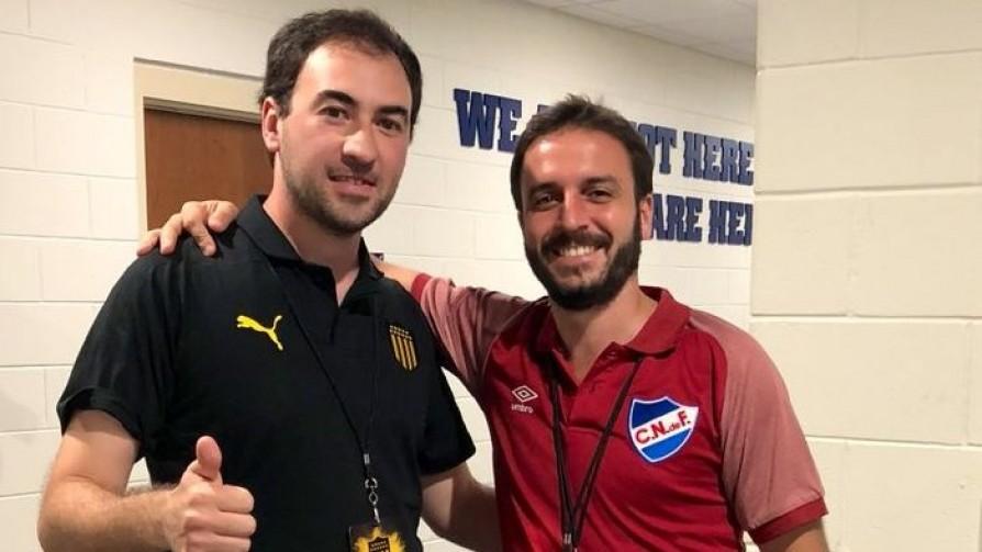 Frank McGregory con Diego Pérez y Juan Pablo Sesto - Frank McGregory - Locos x el Fútbol | DelSol 99.5 FM
