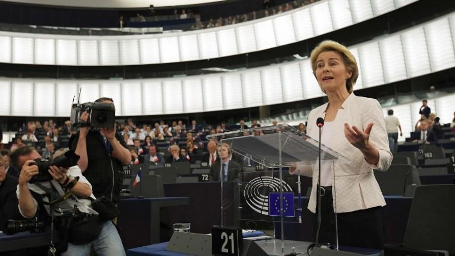 Rosita: la evangélica a favor de la unión de los gay es la nueva jefa de Europa - Colaboradores del Exterior - No Toquen Nada | DelSol 99.5 FM