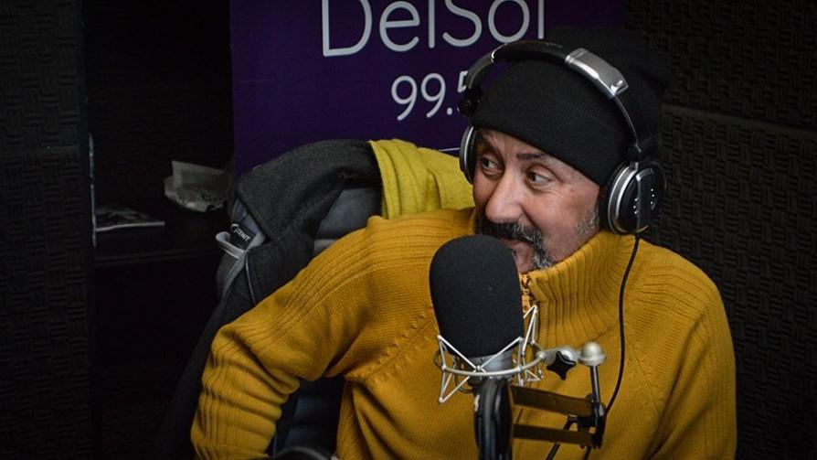Robert Moré como invitado especial en la Sobremesa - Sobremesa - La Mesa de los Galanes | DelSol 99.5 FM