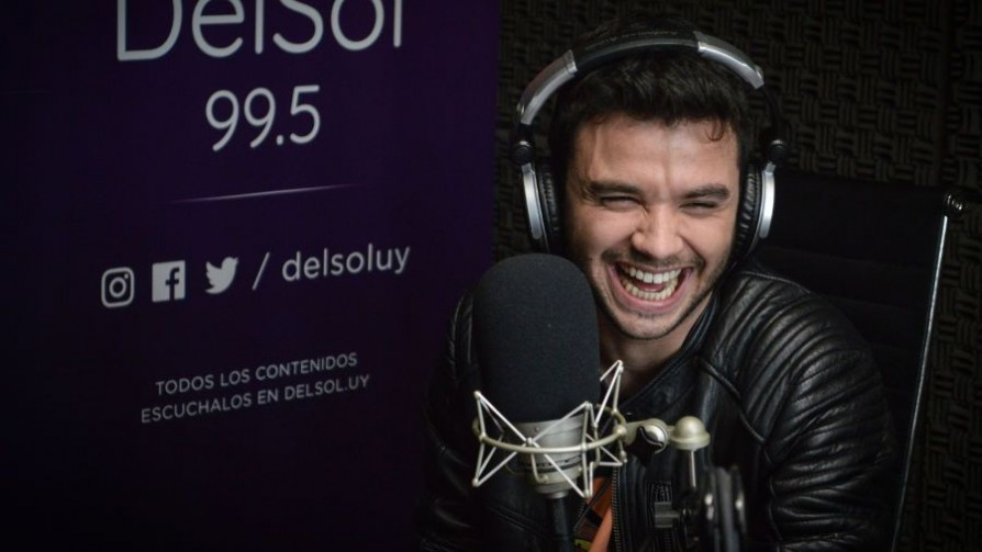 Agustín Casanova junto a los galanes - Audios - La Mesa de los Galanes | DelSol 99.5 FM