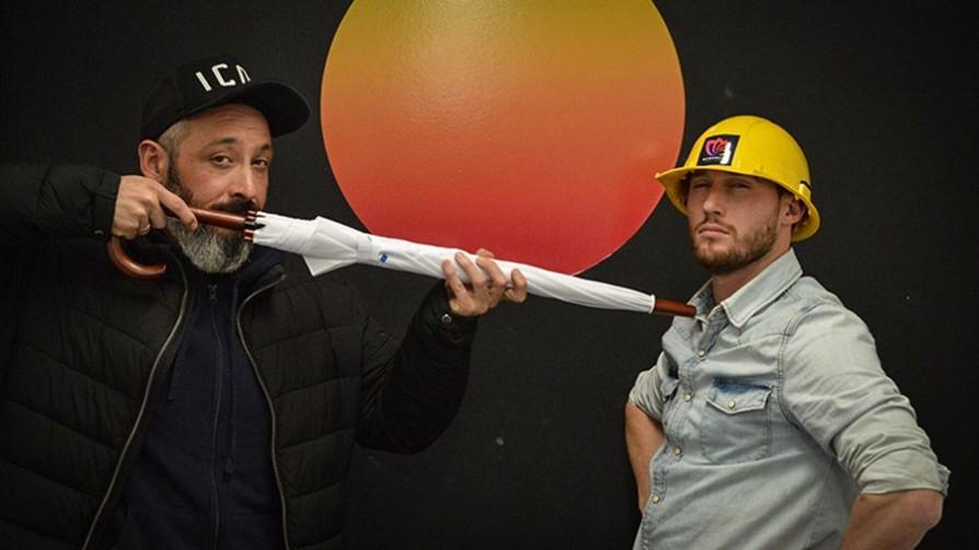 DJ Humo vs DJ Buenas, el final no los sorprenderá - La batalla de los DJ - La Mesa de los Galanes | DelSol 99.5 FM