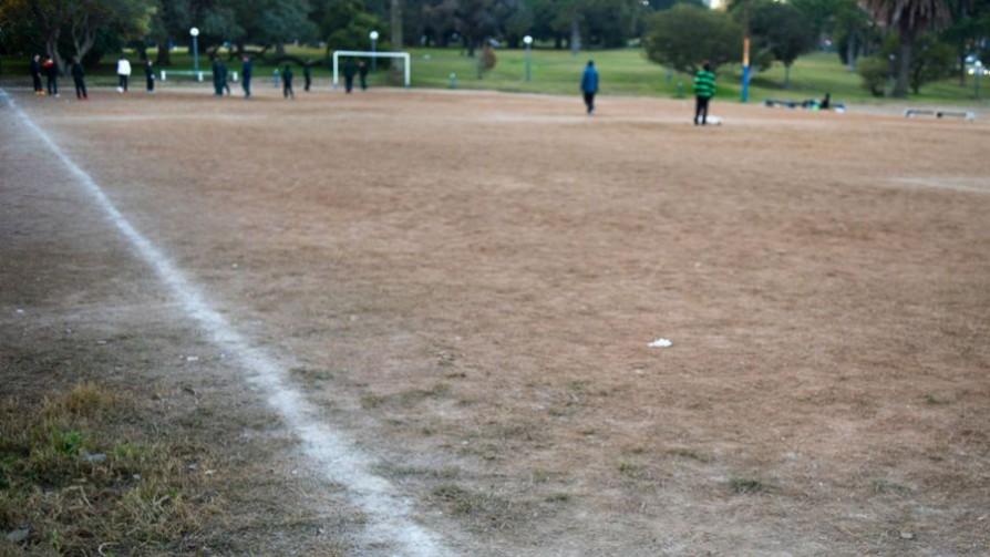 Iluminación para las canchas de baby fútbol de Canelones - Entrevistas - 13a0 | DelSol 99.5 FM