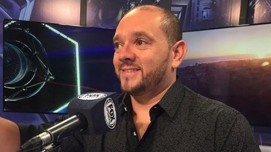 Canción para Mario Martínez  - Frank McGregory - Locos x el Fútbol | DelSol 99.5 FM