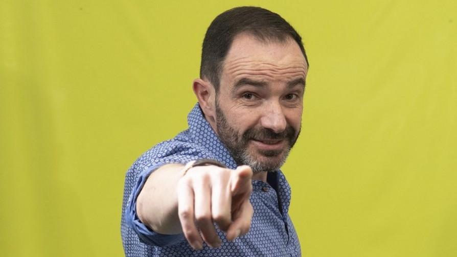 Daniel Richard y su primera experiencia internacional como periodista - Audios - Locos x el Fútbol | DelSol 99.5 FM