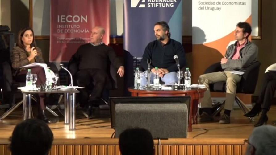 Debate económico: el FA polarizó con PN y PC, el PI logró ponerse al centro - Informes - No Toquen Nada | DelSol 99.5 FM